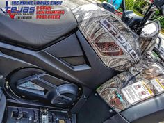New 2017 Cfmoto CFORCE 500 HO EPS Camo ATVs For Sale in Texas. 2017 CFMoto CFORCE 500 HO EPS Camo, At Tejas Motorsports, our excellent financing options mean the lowest monthly payments possible for you! Contact our showroom today at 281-843-8591 and speak with one of our knowledgeable and friendly sales professionals to start riding now!<br /> <br /> 2017 CFMoto CFORCE 500 HO EPS Camo REDESIGNED ENGINE FOR A WHITE-KNUCKLE RIDE <p> The CFORCE 500 HO EPS is a powerful performer with the…