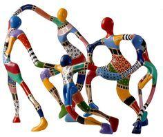 ►Matisse bailarines - Dorit Levinstein