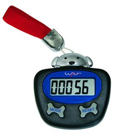 wow a pedometer for dogs, what will they think of next...