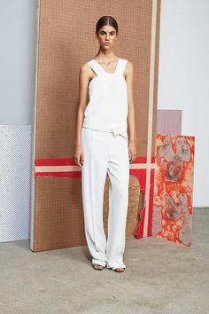 Derek Lam 10 Crosby | Spring 2015 Ready-to-Wear Collection | Style.com