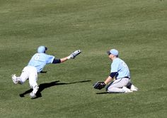 What a CATCH!!!  Photo Gallery: Sunday's Scrimmage (By: Joe Bray) - University of North Carolina Tar Heels Official Athletic Site