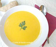 De prima dată când am încercat-o, supa-cremă de morcov cu ghimbira devenit preferata mea. Gustul dulceag al morcovilor se combină subtil cu aroma puţin iute şiastringentă a ghimbirului şi rezultă…