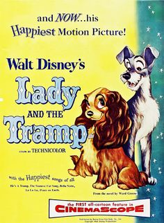 Lady And The Tramp (1955) - Barbara Luddy, Larry Roberts, Peggy Lee