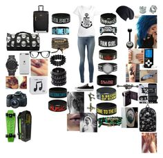 """""""going to the airport"""" by galaxyunicornlover ❤ liked on Polyvore featuring J Brand, Converse, Carolina Glamour Collection, Mia Bag, OBEY Clothing, BKE, Free People, Michael Kors, Happy Plugs and Muse"""