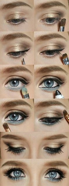 Eyes tutorial