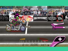 We should be proud because one of the nation's people managed to make a game for an Android phone with the theme drab bike. Drag Racing Motor, Game Motor, Bikes Games, Real Racing, Drag Bike, Make A Game, Gaming Tips, Game Info, Android
