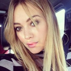 Hilary Duff's new bangs! Hilary Duff Style, Hilary Duff News, Angela Simmons, Most Beautiful People, Celebrity Look, The Duff, About Hair, Hair Dos, How To Look Pretty