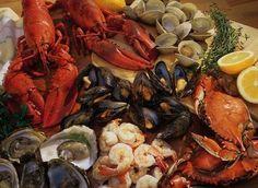Frutos do mar que aumentam o ácido úrico