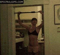 HILARIOUS Workout Fails! I lost it at #12.