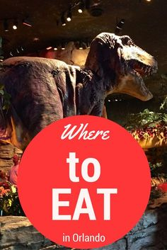 Where to eat in Orlando outside the parks: Planning a vacation to Walt Disney World or Universal Orlando but want to save time and money by eating outside the theme parks? These 5 family-friendly restaurant options should be on your list!