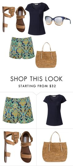 """""""Untitled #17"""" by trendsetter-789 on Polyvore featuring Glamorous, Fat Face, Steve Madden, Michael Kors and Gucci"""