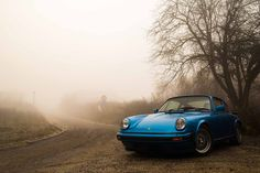 We Caught This Dreamy Porsche 911 Prowling Slovakia's Roads   Petrolicious