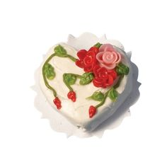 Miniature Lovely Rose Cake