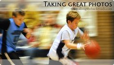 Taking Great Photos - Part 4: Shutter Speed