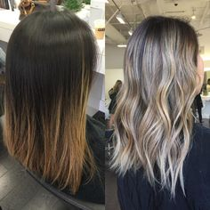 Ig: colorbymichael hairstyles and makeup balayage hair, hair Blonde Hair Looks, Brown Blonde Hair, Love Hair, Gorgeous Hair, Baliage Hair, Bright Hair Colors, Hair Highlights, Ombre Hair, Dyed Hair