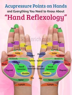 #AcupressurePointsOnHands and Everything You Need To Know About #HandReflexology! I will tell you steps on how you can perform hand reflexology. This r... - StylEnrich - Google+