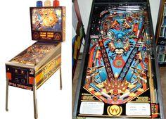 Aladdin S Castle Pinball Machine For Sale Bally Pinball