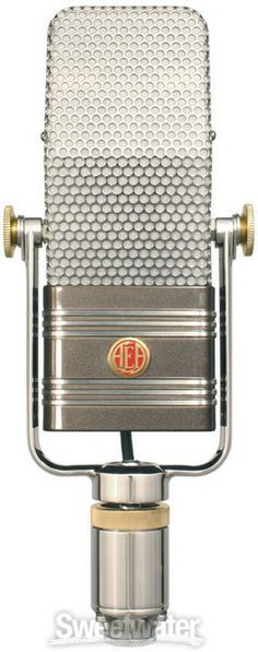 AEA A440 - This is a superb remake of the classic RCA 44 ribbon mic. My primary use would be for anything delicate- reed instruments, room or ambient, maybe vocals