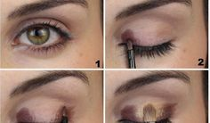Soft Look for Hazel Eyes