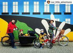 #Repost @our_little_adventures      Całkiem fajne to nasze rodzinne rowerowanie!  #ourlittleadventures #zRodzinaNaRower #rowerowarodzina #rowerowelove #rowerowawarszawa #cargobikes #cargorules #dollybikespolska Baby Strollers, Adventure, Children, Instagram, Baby Prams, Kids, Prams, Fairytail, Strollers