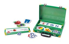 Learning Resources Alphabet Suitcase for only $17.96