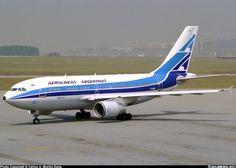 Historias Individuales: F-OGYR, Airbus 310-324 c/n 456