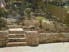 sandstone garden design - Google Search