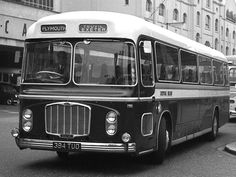 Bristol RELH6G ECW C45F 1965