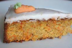 REZEPT: glutenfreier Karottenkuchen | Ein glutenfreier Blog