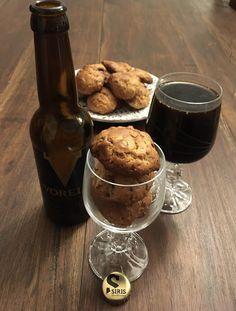 Μπυροcookies με Voreia Stout