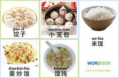Wordoor Chinese - Chinese food