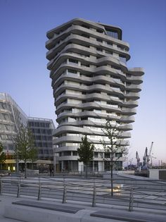 Behnisch Architekten - Project - Marco Polo Tower