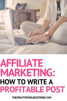 Do you want to make money with affiliate marketing without pushing people away? Learn how to write a profitable affiliate post step-by-step. Make Money Blogging, Make Money Online, How To Make Money, Blogging Ideas, Affiliate Marketing, Online Marketing, Digital Marketing, Marketing Videos, Marketing Strategies