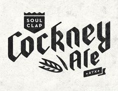 Cockney Ale logo by super_furry, via Flickr