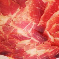 España sabe a el autentico jamón ibérico, único en el mundo. Una explosión de sabor en la boca, innolvidable #saboreaespaña