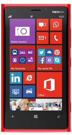 Organizing your Lumia Start screen, with App Folder