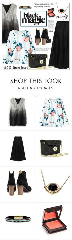 """Yoins.com"" by mada-malureanu ❤ liked on Polyvore featuring Chicwish, Meghan Los Angeles, Jouer, women's clothing, women, female, woman, misses and juniors"