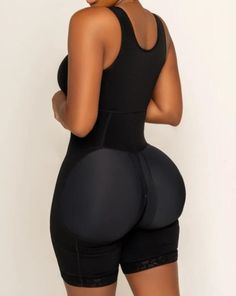 US$ 118.98 - Women Full Body Butt Lifter Shapewear - www.pkcoco.com Best Body Shapewear, Women's Shapewear, Hip Pads, Full Body Suit, Waist Training, Black Bodysuit, Plus Size Outfits, Clothes For Women, Body Trainer