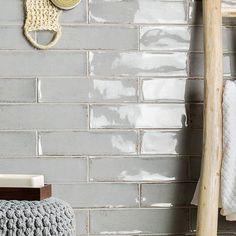 Ivy Hill Tile Moze 3 x 12 Ceramic Subway Tile Ceramic Subway Tile, Glass Mosaic Tiles, Mosaic Wall, Marble Mosaic, Stone Mosaic, Carrara Marble, Straight Edge, Buy Tile, Tiles For Sale
