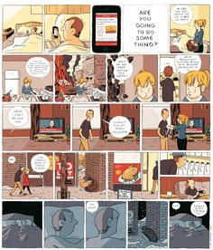 Cartoonists on the world we live in: Luke Pearson | Books | The Guardian