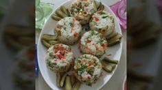 Pirinç Salatası-