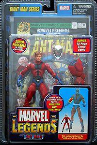 Marvel Legends Giant Man Series Ant Man