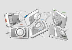 Design sketches Summer 2017 on Behance