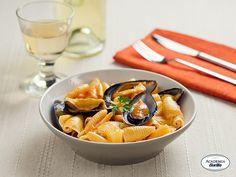 Castellane con Pesto Calabrese con Cozze e Patate