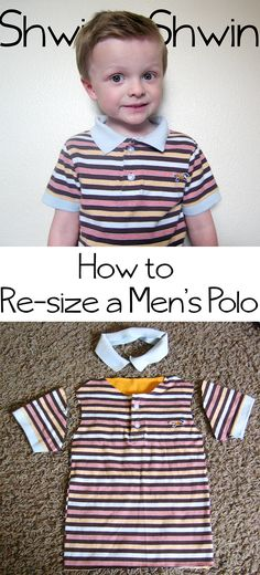 resizing a polo