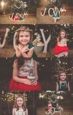 Christmas Tree Mini Sessions by Tara Merkler Photography Lake Mary, Florida Family Photography in Central Florida