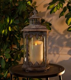 Gallery page for Luminara real wax candles   Photos of flame effect