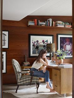 Architectural Digest, Estilo Dakota Johnson, Johnson House, Interior And Exterior, Interior Design, Modern Exterior, Step Inside, Design Firms, Midcentury Modern