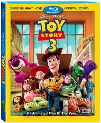 """I took both my kids to this movie when it came out. Austin was a Senior in HS and as a little boy Toy Story was one of his favorite all time movies. This was an emotional movie for me because my son said, """"I love you mom,"""" grabbed my hand and held it as I was balling through the last 30 min. of the movie. My little boy had grown into a man and getting ready to move on...much like the character in the story."""