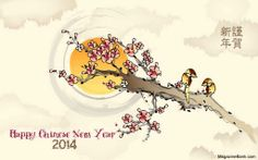 Happy Chinese New Year Wishes SMS Greetings eCard | SMS Wishes Poetry